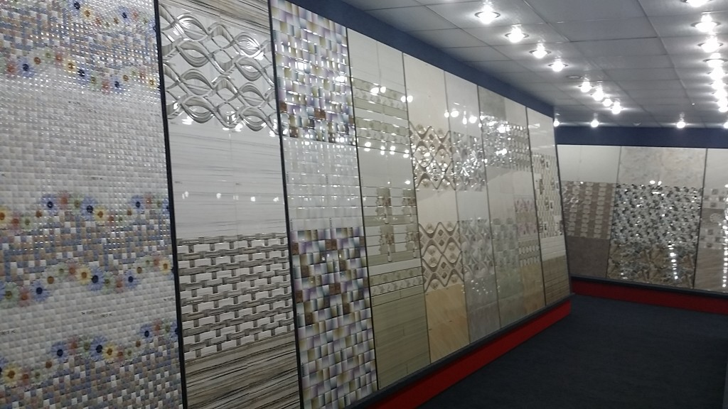 Visit our showroom to have a glimpse of new arrivals in for Bathroom tile designs in india