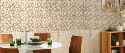 Beautifully Furnished Living Room With Wall Tiles Part 82